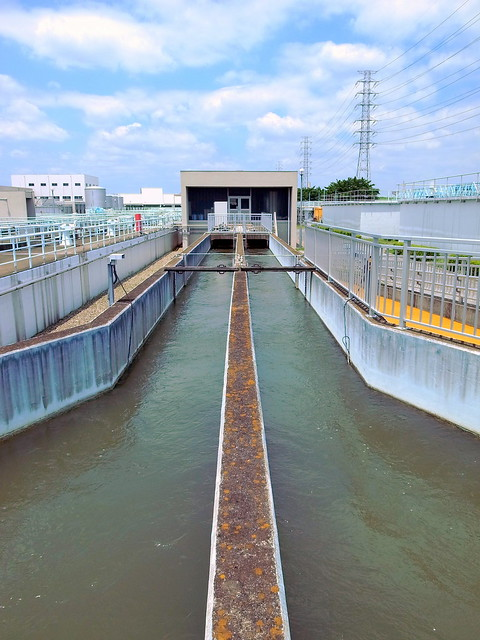 Misono Water Purification Plant 東京都水道局 三園浄水場