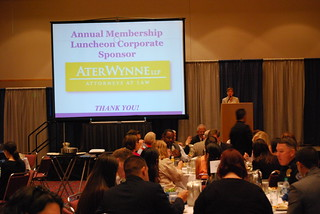 2015 Annual Membership Luncheon