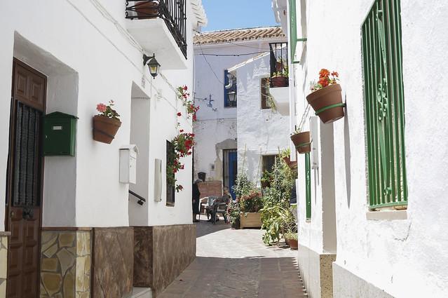 8. Comares, Spain