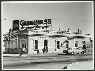 Caledonian Hotel, O'Connell Street, North Adelaide, 1967