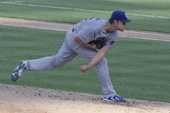 Kershaw - nearly unhittable.