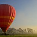Hot Air Cold Morning by Costa K