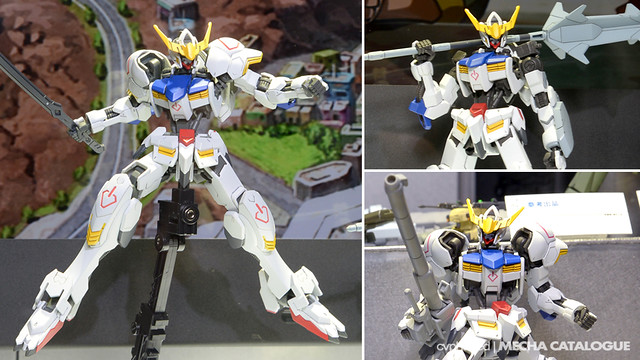 Mobile Suit Gundam IRON-BLOODED ORPHANS - Gunpla