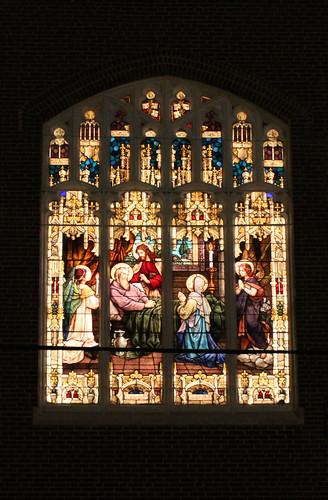 illinois stainedglass stjosephs catholicchurch freeburg