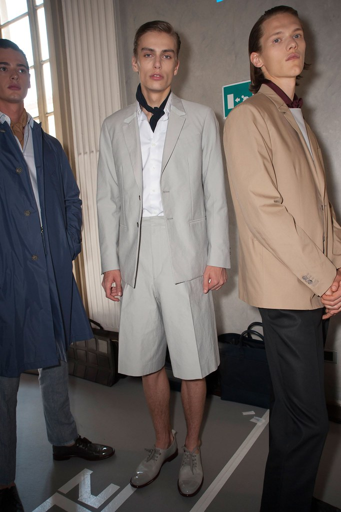 Marc Schulze3218_SS16 Milan Corneliani_Jacob Morton, Ryan Keating(fashionising.com)
