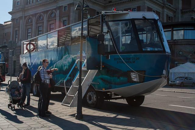 Ocean Bus, Stockholm