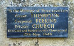 Photo of Grey plaque number 7317