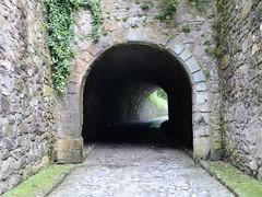 Vor der Festung Hohentwiel