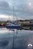 wick harbour reflections july (1 of 1) by imagesbyannemarie