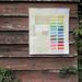 Rainbow Bricks mini by StitchedInColor