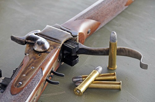 1874 Sharps in .45-70