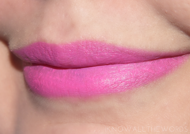 maybelline colour blur 05 pink insanity