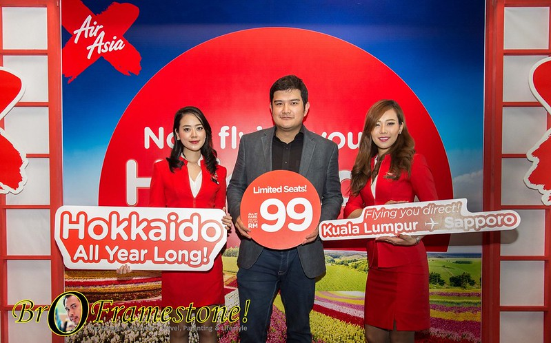 AirAsia X - Kuala Lumpur ti Sapporo
