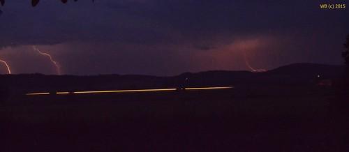 train zug lightning blitz vihar vonat villám regöly