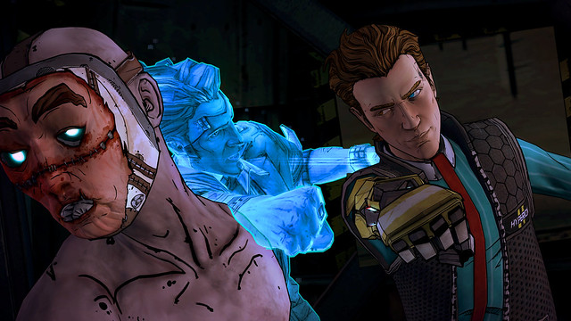 Tales from the Borderlands Episode 4