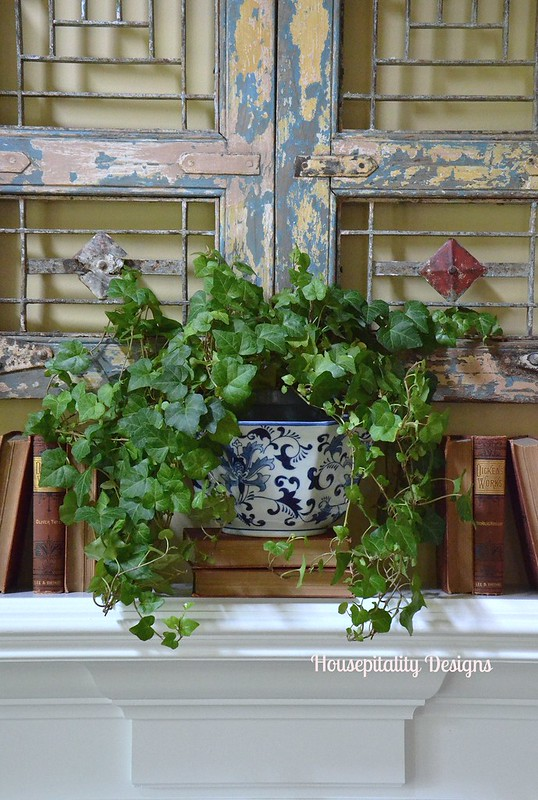 Great Room Mantel - Housepitality Designs