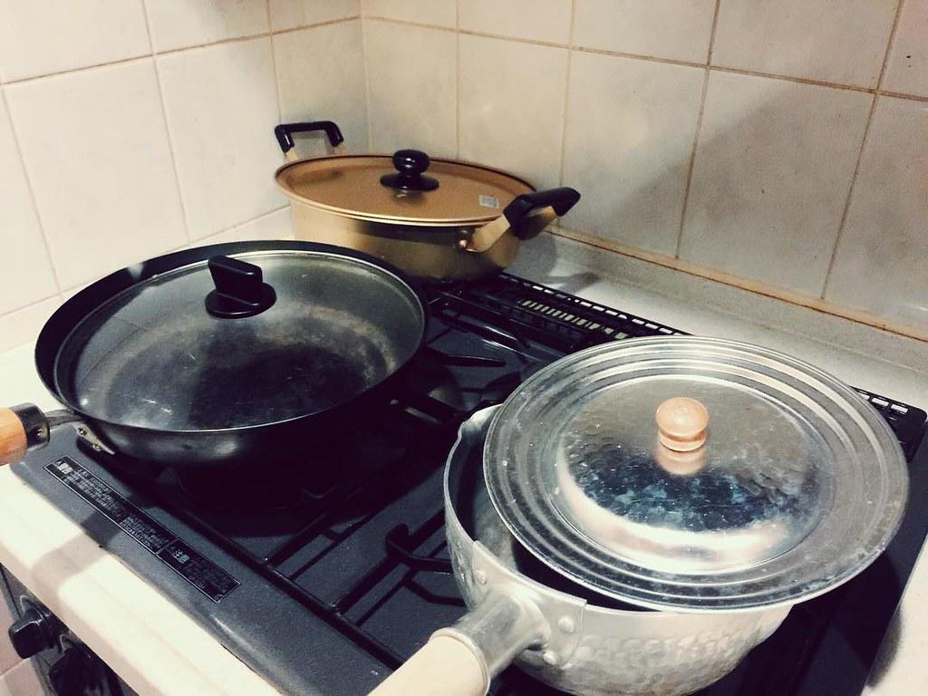ミニマリストな独身オトコ一人暮らしの調理器具
