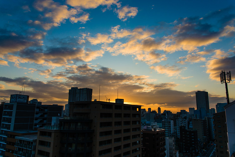 Good Morning Osaka / 早安大阪