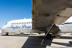 Douglas DC-9-21 N127NK