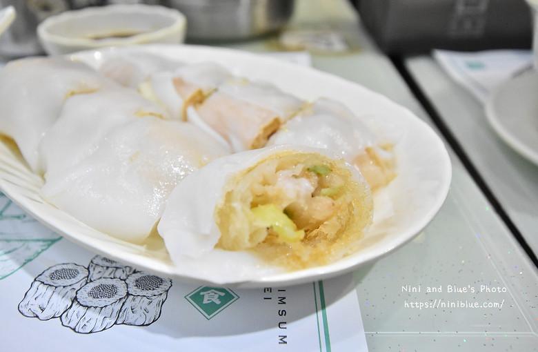 香港港式飲茶餐廳點點心13