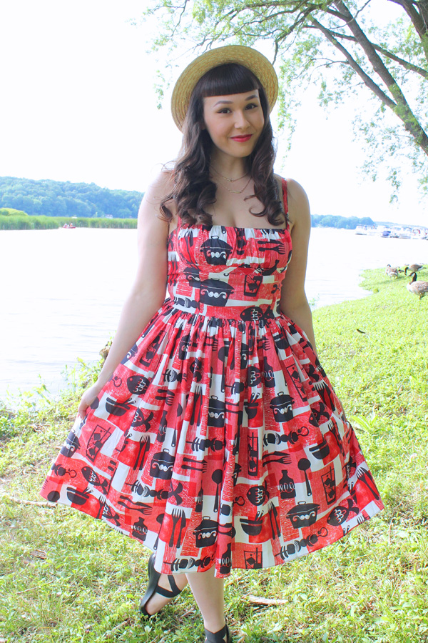 bernie dexter bbq dress