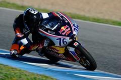 Макар Юрченко - Чемпионат Red Bull MotoGP Rookies Cup