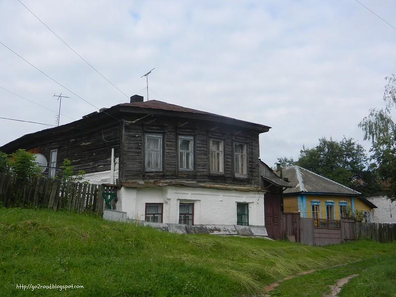 Центр, Новгород-Северский