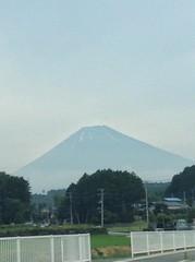 Mt.Fuji 富士山 6/26/2015