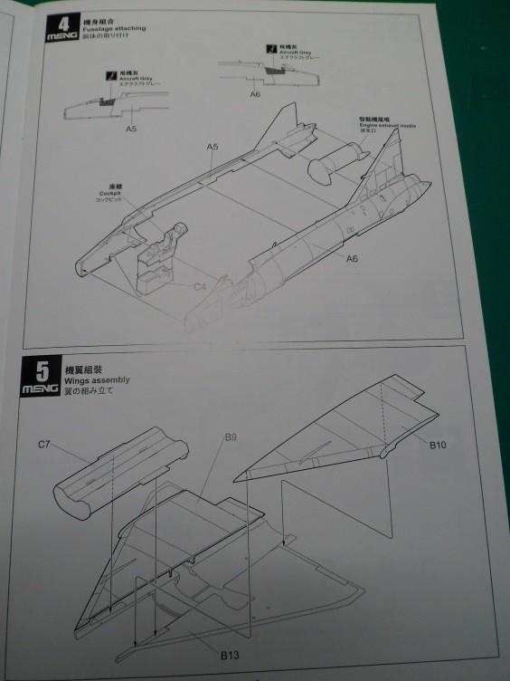 Ouvre-boîte Convair F-102A Delta Dart Case X [Meng 1/72] 19249105881_5e7da42621_b