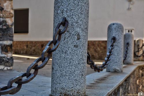 Detalle Parroquia San Juan Bautista en Urda, Toledo