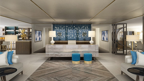 Crystal Cruises - The new yatch Crystal Esprit