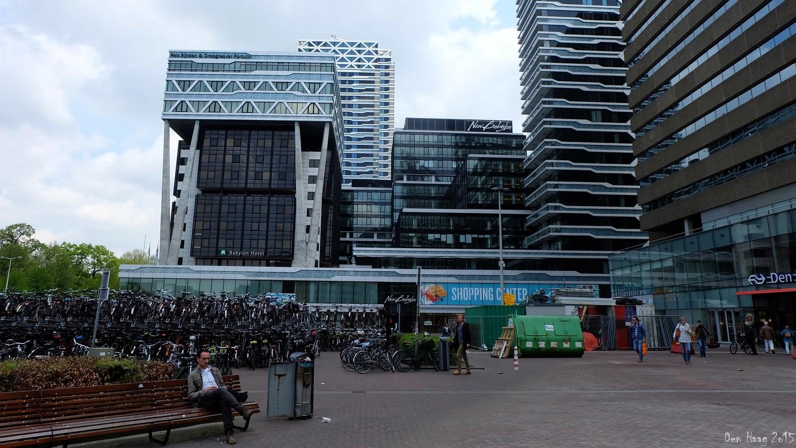 Station Den Haag Central, Nederland