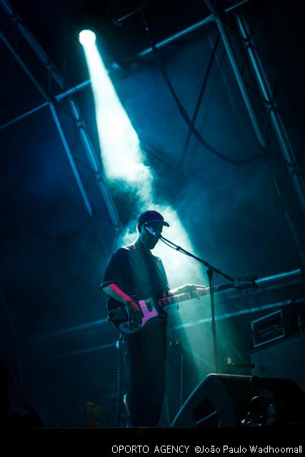 Unknown Mortal Orchestra - Super Bock Super Rock '15
