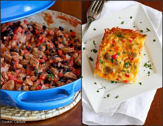 Healthy Sausage Recipes | cookincanuck.com