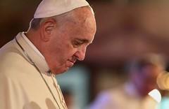 教宗方濟各。圖片來源:維基百科。