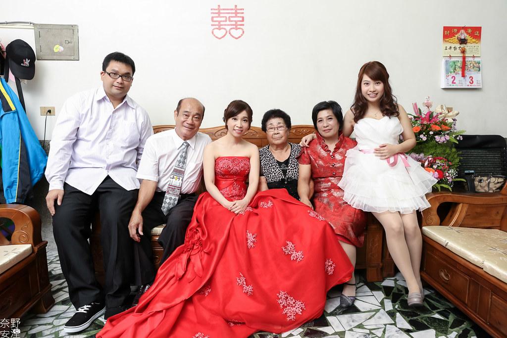 婚禮紀錄-高雄-展誠&鳳綿-文定午宴 X 吉喜海鮮餐廳 (11)