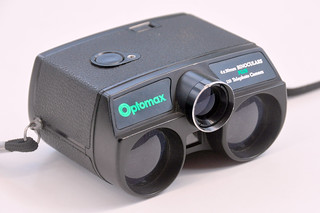 Optomax 110 Telephoto Camera