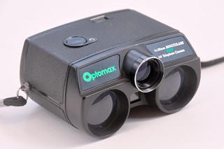 Optomax 110 Telephoto Camera
