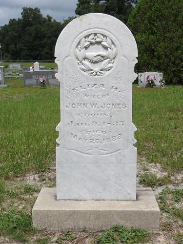 cemetery florida headstone gravestone lakecity columbiacounty posrus ©lancetaylor corinthchurchcemetery