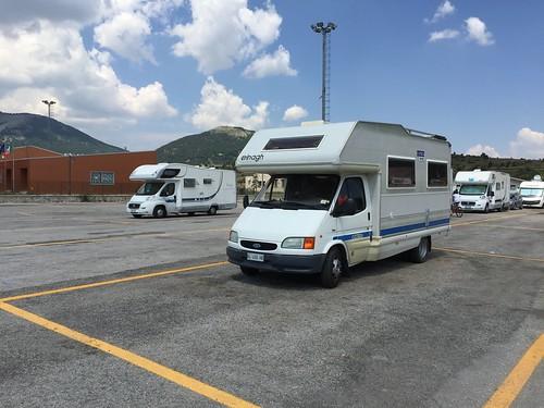 Aree Sosta Camper Italiane