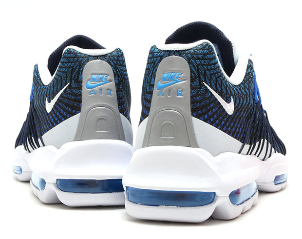 """NIKE REVIVED """"SLATE"""" FOR THE AIR MAX 95 ULTRA JACQUARD 2"""