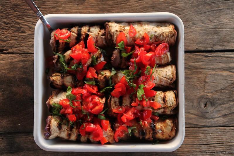 GiovannaA involtini verdure grigliati