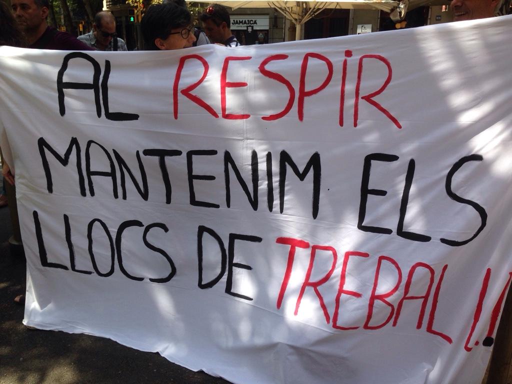 CGT pel manteniment de les places assistencials i dels llocs de treball al servei de RESPIR-discapacitats de la Diputació de Barcelona