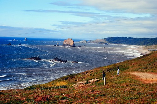 Cape Blanco View