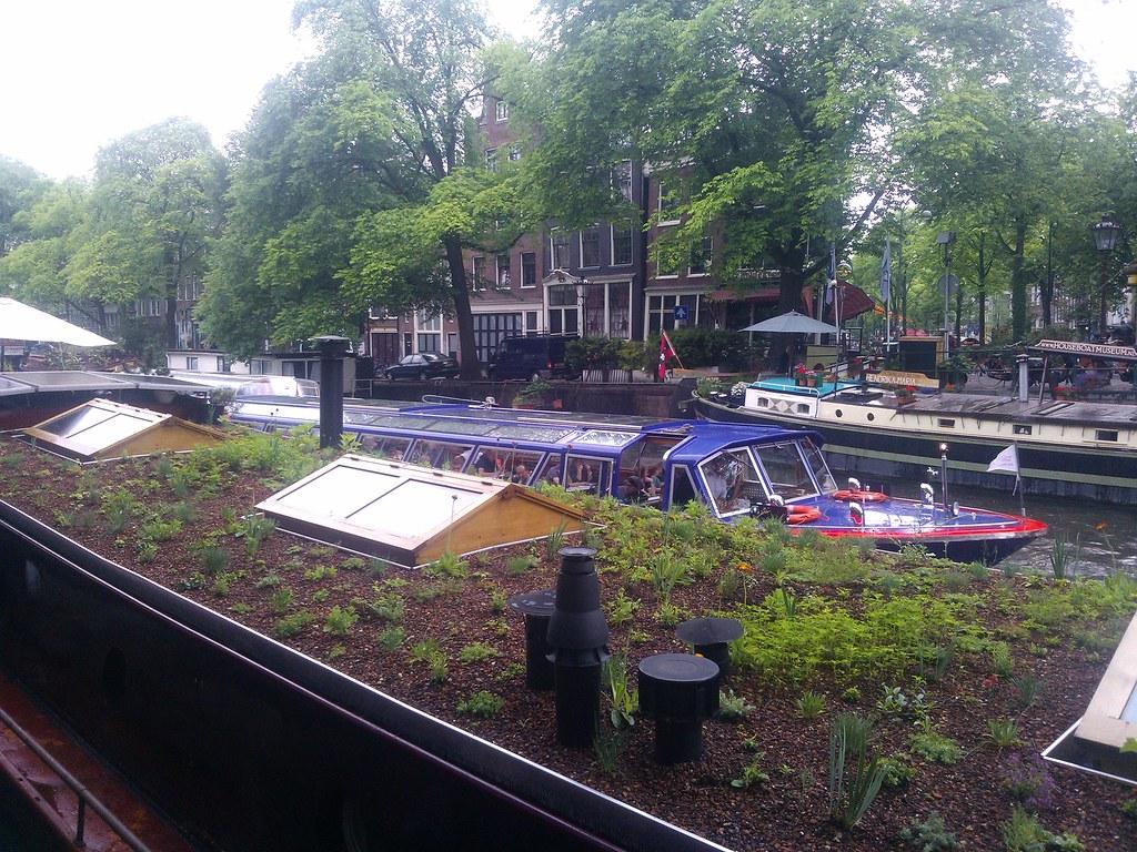 Scorci di Amsterdam