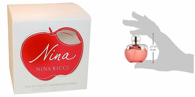 perfume Nina mas vendido