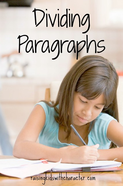 Dividing Paragraphs