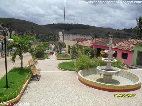 Jundiá - Praça Nossa Senhora da Conceição