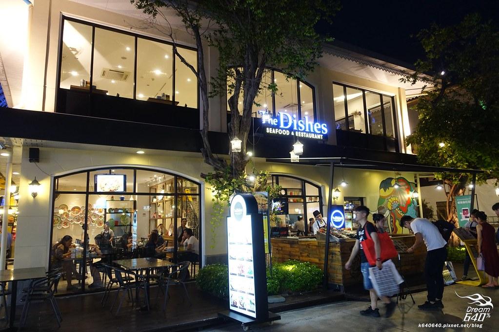 泰國曼谷-水上市場+美功鐵道市集+河濱夜市-34