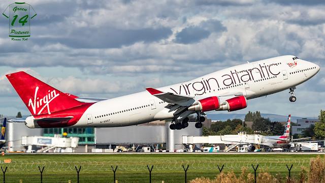 Virgin Atlantic B747